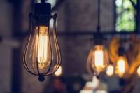 edison traditional light bulb